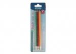 10 x Bleistifte mit Radiergummi 3er Set bei ZHS kaufen