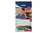 6 x Deckfarbkasten 12 Farben bei ZHS kaufen