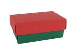 12 x Geschenkbox rot / grün M bei ZHS kaufen