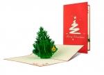5 x Klappkarte Weihnachtsbaum bei ZHS kaufen