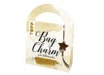 4 x Bastelset Bag Charm Bernstein bei ZHS kaufen