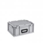 Eurobehälter Carry 417 grau bei ZHS günstig kaufen