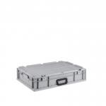 Eurobehälter Carry 612 grau bei ZHS günstig kaufen