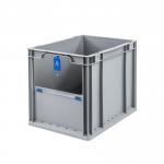 Eurobehälter Store F 432 grau/blau bei ZHS günstig Kaufen