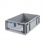 Eurobehälter Store F 617 grau/blau bei ZHS günstig Kaufen