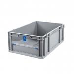 Eurobehälter Store F 622-1 grau/blau bei ZHS günstig Kaufen