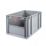 Eurobehälter Store F 632 grau/rot bei ZHS günstig Kaufen