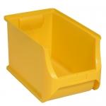 456282 Allit Sichtlager-Stapelboxen ProfiPlus Box 4H gelb
