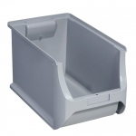 456284 Allit Sichtlager-Stapelboxen ProfiPlus Box 4H grau