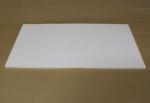Schaumstoff Zuschnitt weiß 10 mm