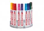 10 x Permanentmarker 3000, farbig