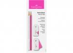 2 x Bleistift Set Grip weiß-pink 4 tlg. bei ZHS kaufen
