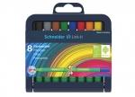3 x Fasermaler Link-it 1,0 mm 8er Box bei ZHS kaufen