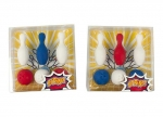 6 x Radierer Bowling-Set bei ZHS kaufen