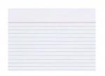 10 x Karteikarten A6 100 liniert weiß bei ZHS kaufen