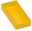 Einsatzbox 23mm gelb mit transparentem Deckel bei ZHS kaufen
