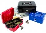 Geldkassette aus Metall groß bei ZHS kaufen